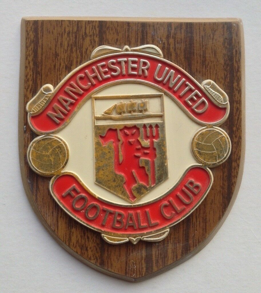 Wanted Man Utd Football Memorabilia