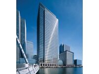 Office space in London Canary Wharf E14 | From £199 per person p/w !
