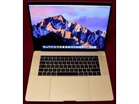 New Apple MacBook Pro 15 Retina Touch Bar i7/2.6GHz/16GB RAM/256GB SSD/Brand New