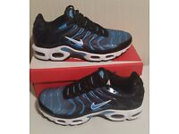 New Nike air max Tn essential trainers - white sole - new with box - UK size: 8