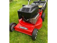 Rover self propelled lawnmower VGC serviced sharpened Briggs 5hp engine mower trade in welcome