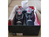 Jordan 3 Retro OG - Brand New - UK9