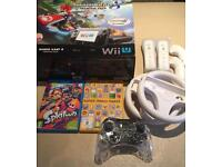 Wii U - Black Mario kart premium pack