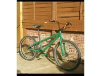 "Custom built 24"" jump/stunt bike in excellent condition"