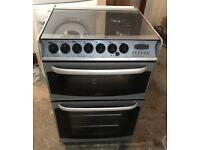 CANNON HENLEY 60CM WIDE GAS & ELECTRIC COOKER EXCELLENT CONDITION, 4 MONTH WARRANTY