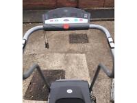 Electric tread mill treadmill