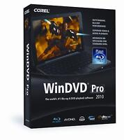 WinDVD Pro 2010 (DVD and Blu-ray playing software)