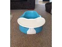 Blue Bumbo Baby Seat