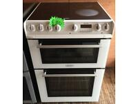 Refurbished hotpoint ew82 electric cooker-3 months guarantee!