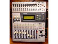 yamaha O1V digital mixer with MY8AT ADAT interface card