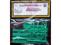 Dapol OO/HO Scale Trackside Series - Platform Canopy