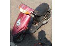 Chunlan starway 50cc scooter