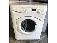 7KG HOTPOINT Ultima WT721 Digital Free Standing Washing Machine Good Condition & Fully Working Order