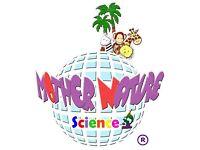 Fun Science Professors Needed!