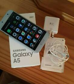 2 x Samsungs Note 4 and A5 2017