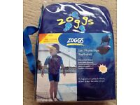 Zoggs Sun Protection Float-Suit UPF 50+. 1-2 Years