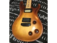 PRS style guitar - hand built - Immaculate condition
