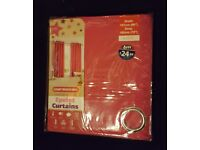•NEW• Kids bedroom curtains in Pink