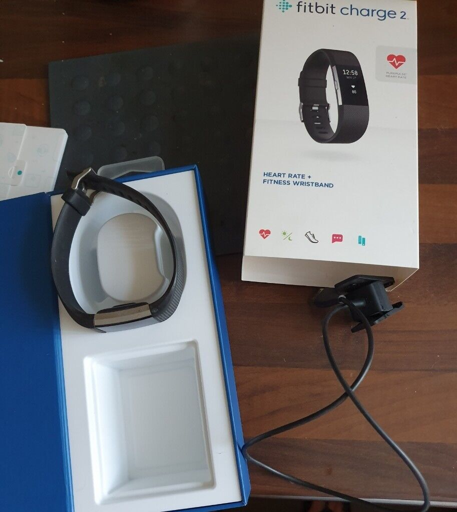 Fitbit Charge 2 in box   in Castleford, West Yorkshire   Gumtree