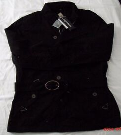 mens winter jacket, new unused size medium