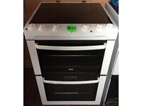 Refurbished Zanussi zcv661 electric cooker-3 months guarantee!