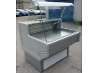 catering equipment / Serve-Over Display Counter (1m) fridge