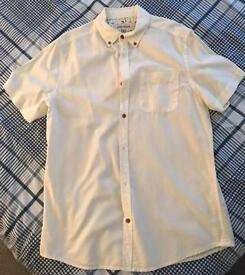 River Island Short Sleeve Shirt , Size M - £10