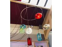 Modern adjustable suspension ceiling lights