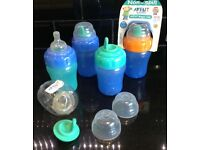 Avent Magic cup/bottles baby/toddler