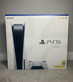 Play station 5 ps5 brand new