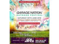 Garage Nation Festival Tickets 2018