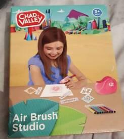 Chad valley air brush studio