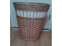 Extra Large Wicker Laundry Basket