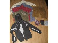 Men's size S/M clothes bundle
