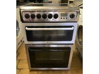Hotpoint HWE60X Glass Plate Electric Cooker (Fully Working & 3 Month Warranty)