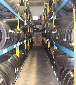 USED TIRES BLOWOUT SALE! Type A and B; 70-85% tread left, FREE Installation and Balancing!