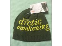 Huntigruten The Artic Awakening Ski Beanie Hat