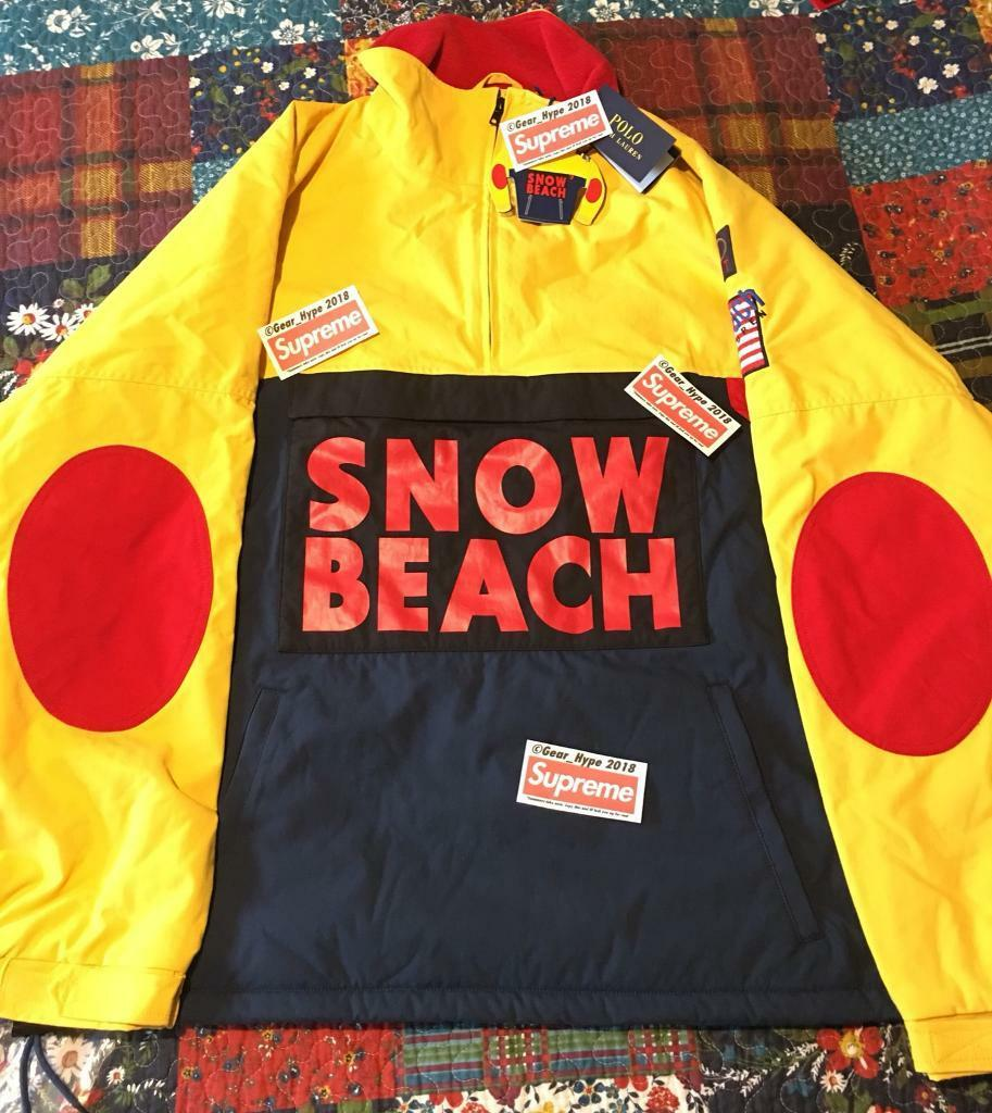 Yorkshire Out Snow New Sold Rare Gumtree Beach Pullover Ralph WorldwideIn Brand Lauren Super HullEast Xl gvIfmb6yY7