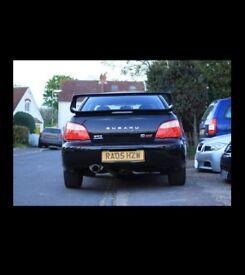 2005 Subaru Impreza WRX STI PPP