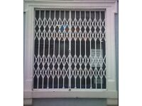 WINDOW & DOOR SECURITY GRILLES STEEL BARS ROLLER SHUTTERS GATES NORTH LONDON - Call 07812153554