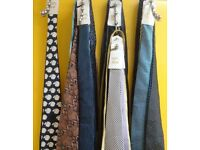 Men's Ties, Regular, Slim, Formal, Casual, Party Cravats