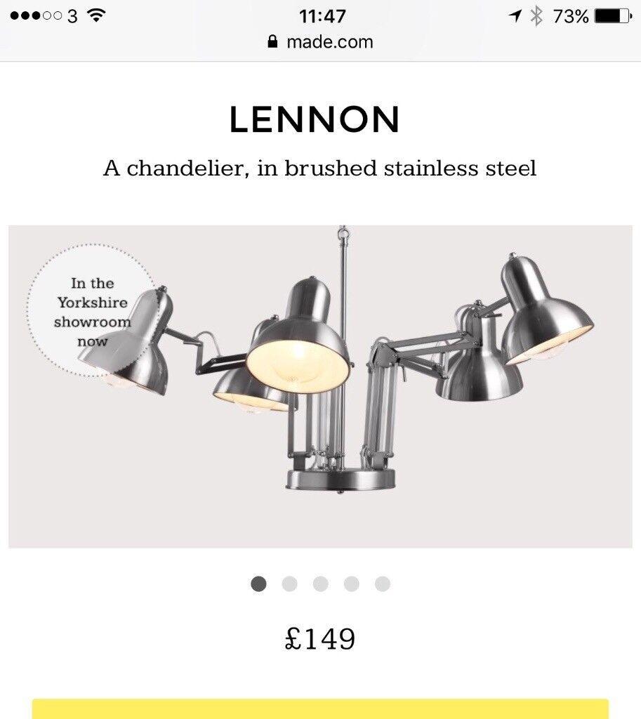 Lennon Ceiling Light