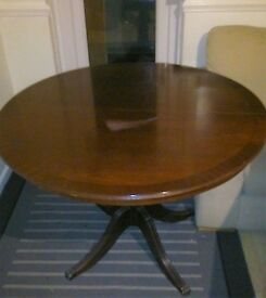 Dining Table, extendable, Retro style, German made.