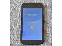 Motorola Moto e (Locked to Tesco mobile)