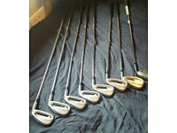 GOLF CLUBS AND ACCESSORIES!!
