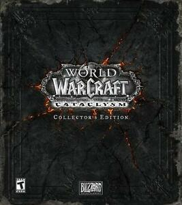 World of Warcraft: Cataclysm (Collector's Edition)MISB