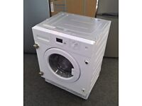LAMONA WHITE BUILT IN 7KG 1600 SPIN WASHING MACHINE (HJA8511) **WITH FULL GUARANTEE** W0006