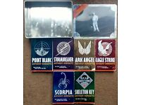 Alex Rider Collection First 6 Books with Deluxe Tin