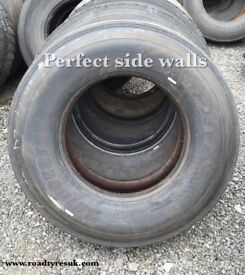 Used tyres - used truck tyres for export 315/80 R22.5