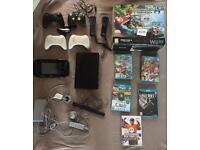 Nintendo Wii u with lots of extras